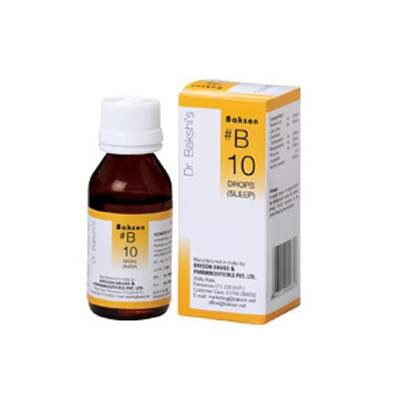 Buy Baksons B10 Sleep Drops online United States of America [ USA ]
