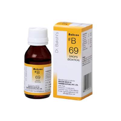 Buy Baksons B69 Sciatica Drops online United States of America [ USA ]