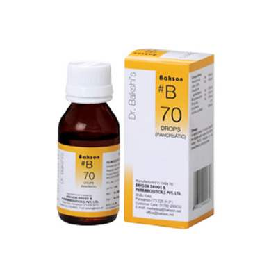 Buy Baksons B70 Pancreatic Drops online United States of America [ USA ]