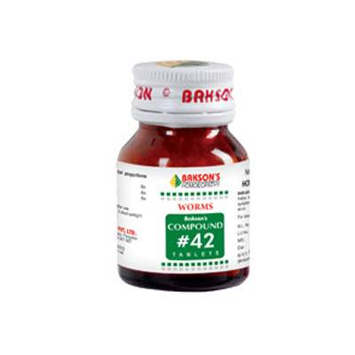 Buy Baksons compound 42 worms online United States of America [ USA ]