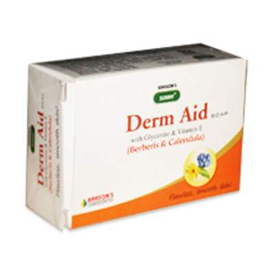Buy Bakson's Sunny Derm Aid soap online United States of America [ USA ]