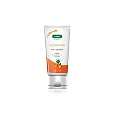 Buy Bakson's Sunny Herbals Apricot Scrub online United States of America [ USA ]