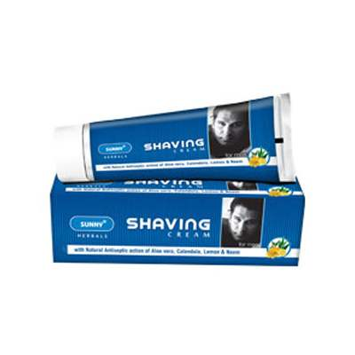 Buy Bakson's Sunny Herbals Shaving Cream Online MY