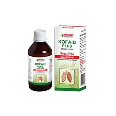 Buy Baksons Kof Aid Plus Sugar Free online United States of America [ USA ]