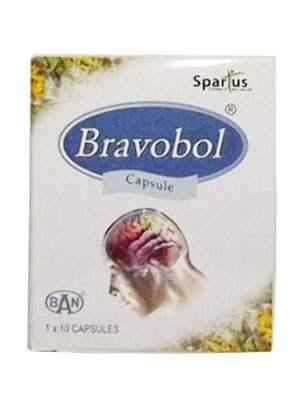 Buy Ban Labs Bravobal Capsules Online MY