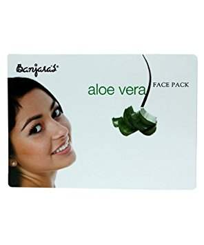 Buy Banjaras Alovera Face Pack Online MY