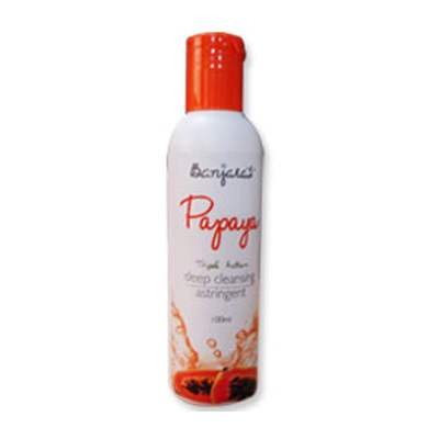 Buy Banjaras Astringent Papaya Toner Online MY