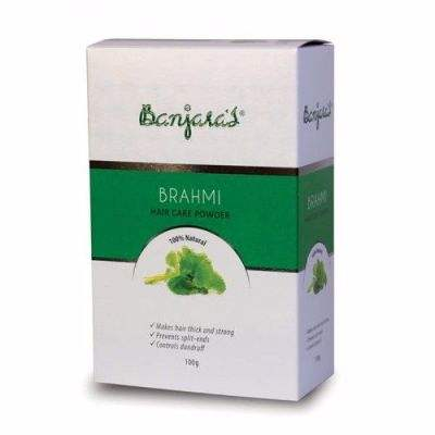 Buy Banjaras Brahmi Hair Powder online New Zealand [ NZ ]
