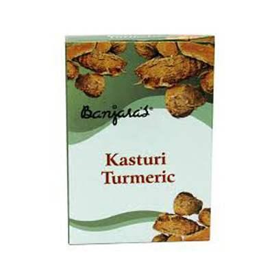 Buy Banjaras Kasturi Turmeric Online MY