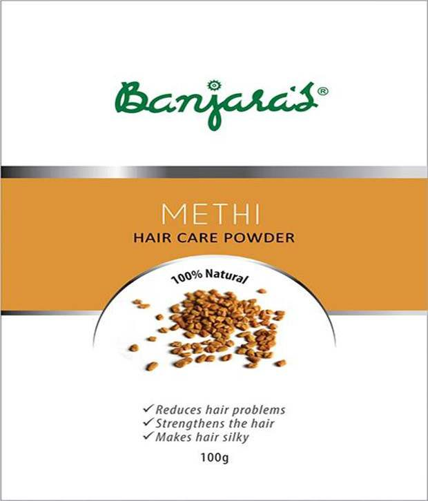 Buy Banjara's Methi Powder Online MY