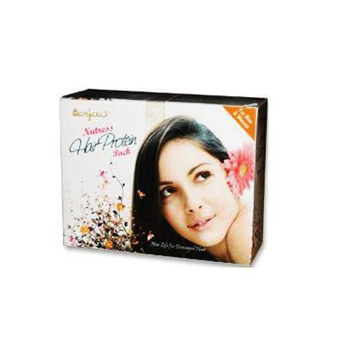 Buy Banjaras Nutress Hair Protein Pack Online MY