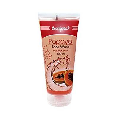 Buy Banjara's Papaya Face Wash Online MY