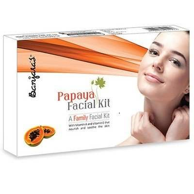 Buy Banjaras Papaya Facial kit Online MY