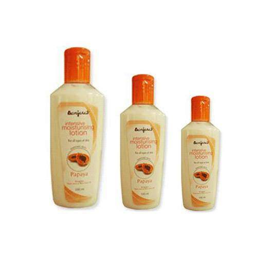 Buy Banjaras Papaya Intensive Moisturising Lotion Online MY