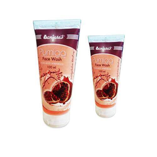 Buy Banjaras Pumiga Face Wash - for anti wrinkles Online MY