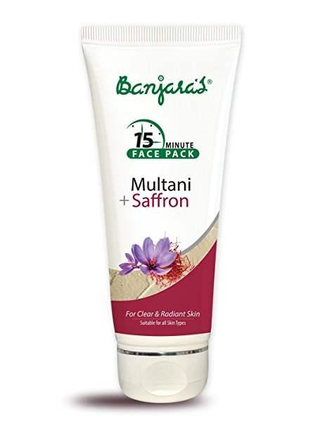 Buy Banjara's Saffron Face Pack Online MY