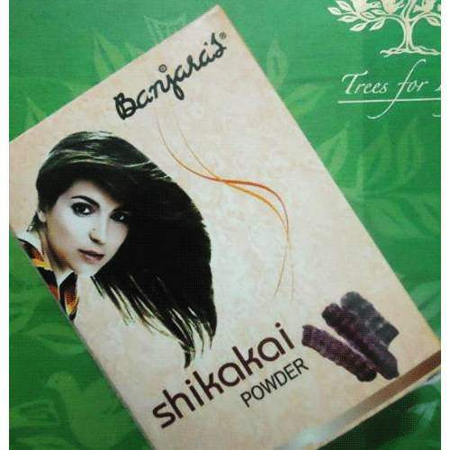 Buy Banjara's Shikakai Hair Powder Online MY