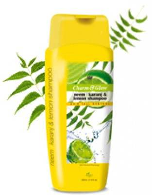 Buy Banlabs Charm & Glow Neem Karanj and Lemon Shampoo Online MY