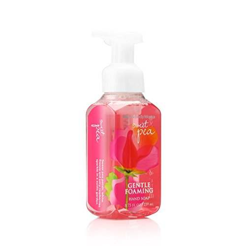 Buy Bath and Body Works Sweet pea Gentle Foaming Hand Soap Online MY