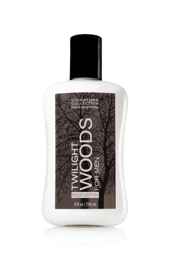 Buy Bath and Body Works Twilight Woods for Men Body Lotion Online MY