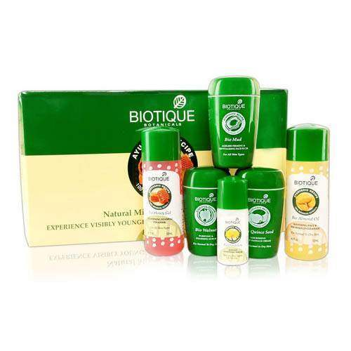 Buy Biotique Miracle Treatment Kit for Age Control Online MY