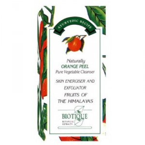 Buy Biotique Orange Peel exfoliating Soap Online MY