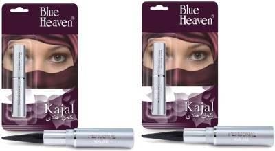 Buy Blue Heaven Personal Kajal ( Set of 2 Pc) Online MY