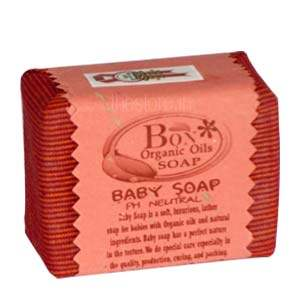 Buy Bon Organic Bath Baby Soap PH Nutral Online MY