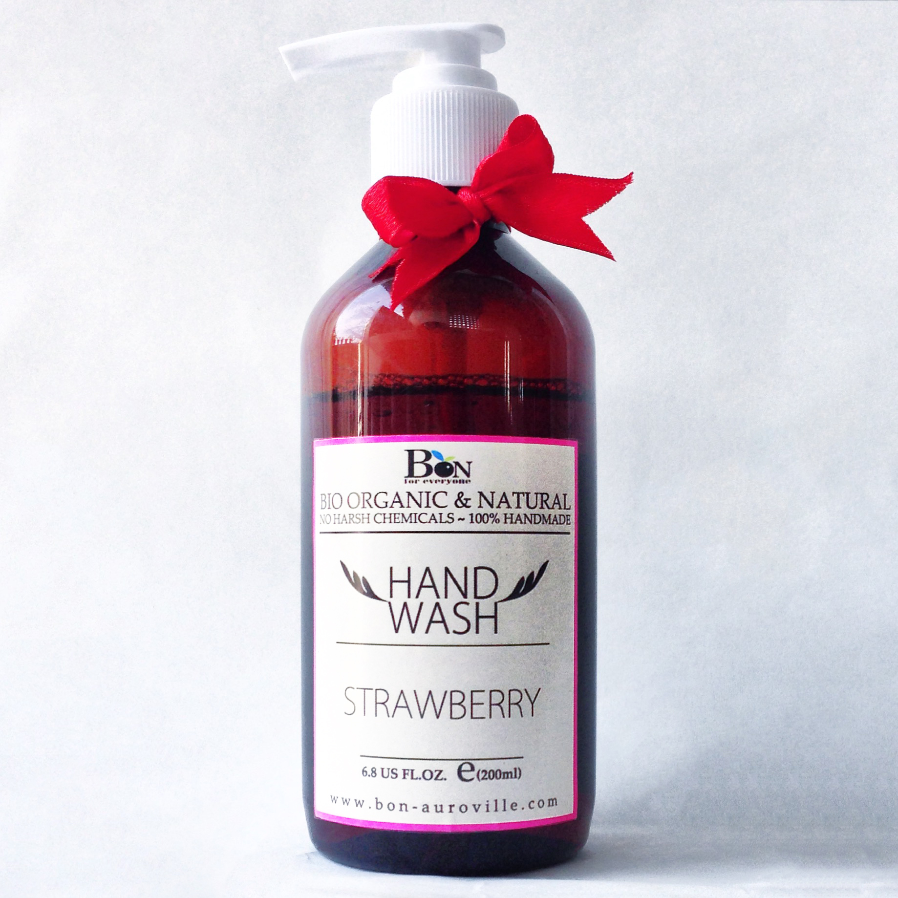 Buy Bon Organic Strawberry Handwash  Online MY