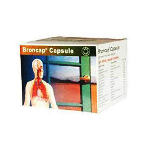 Buy Capro Labs Broncap Capsules  Online MY
