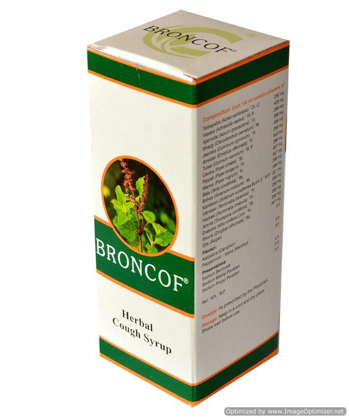 Buy Capro Labs Broncof Syrup Online MY