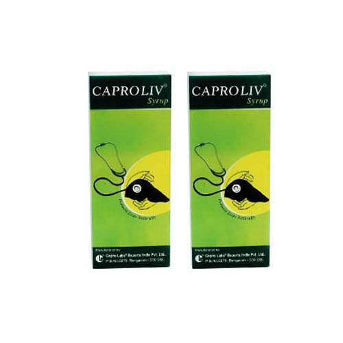 Buy Capro Labs Caproliv Syrup Online MY