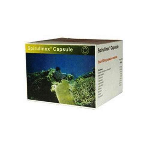 Buy Capro Labs Spirulinex Capsules  Online MY