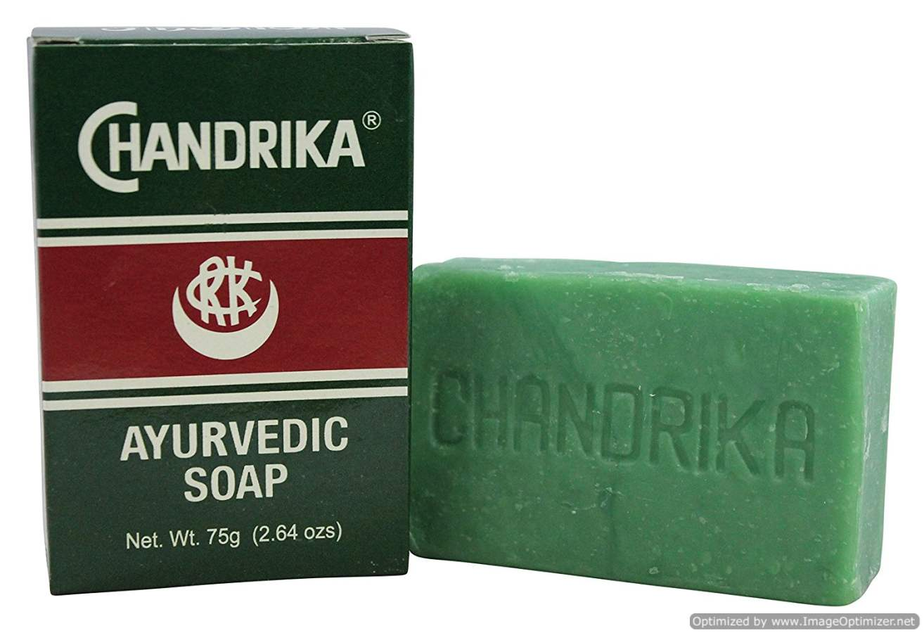 Buy Herbal Chandrika Ayurvedic Soap Online MY