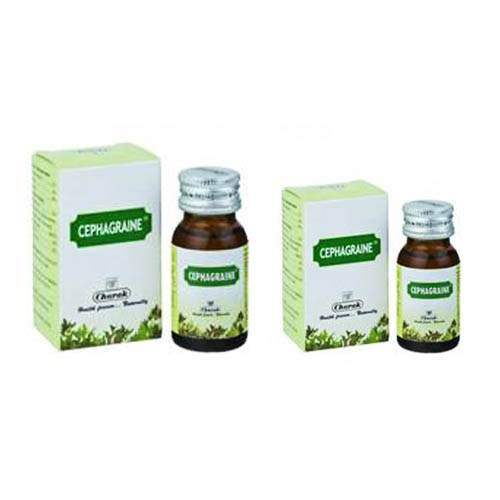 Buy Charak Pharma Cephagraine Tablets Online MY