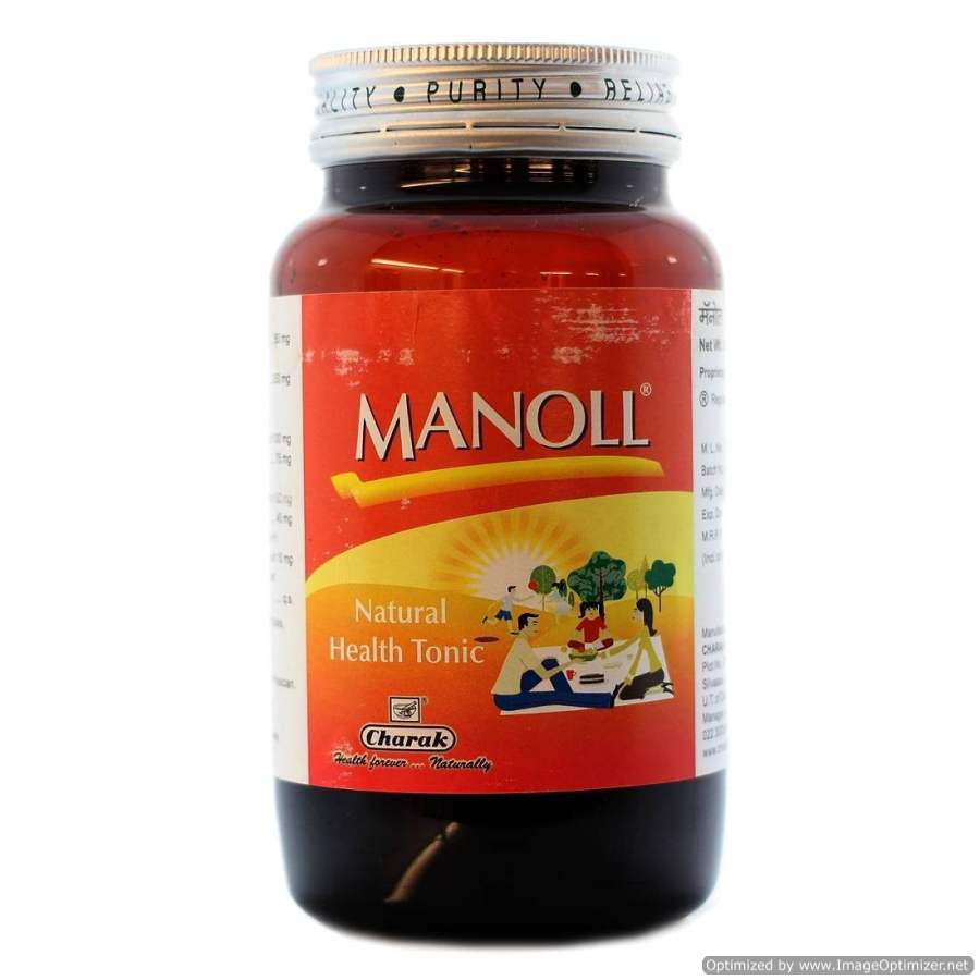 Buy Charak Manoll Syrup Online MY