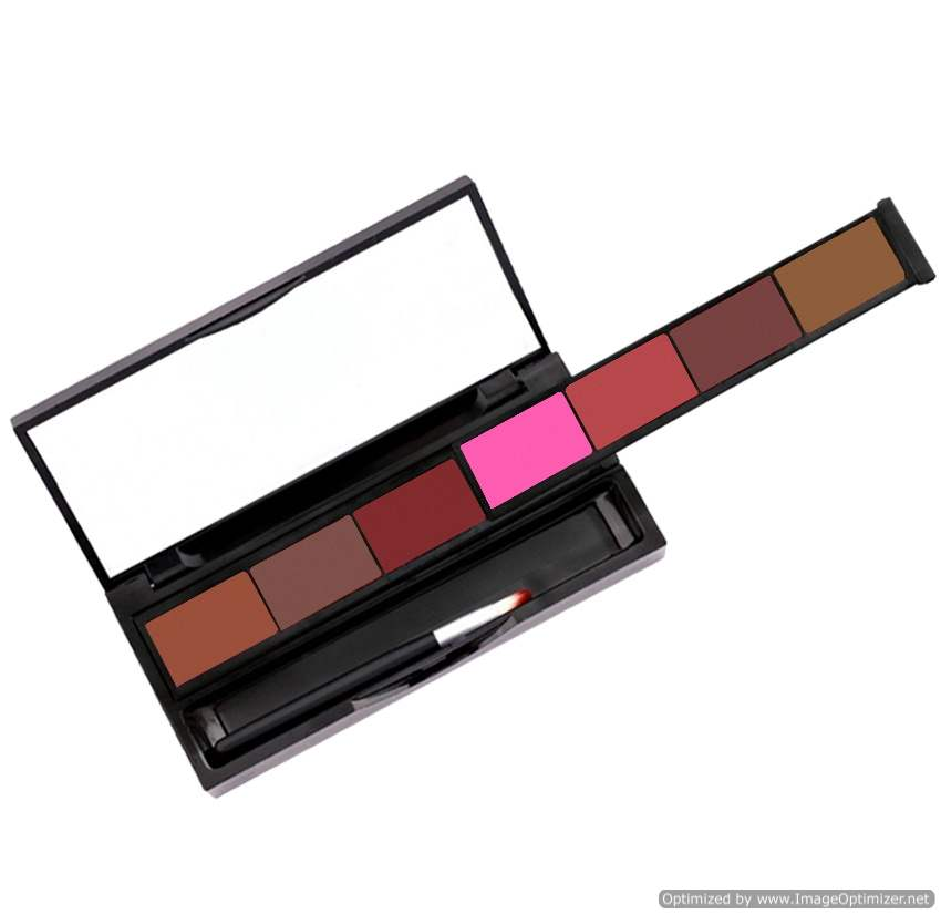 Buy Coloressence Bridal Lip Pallet Online MY