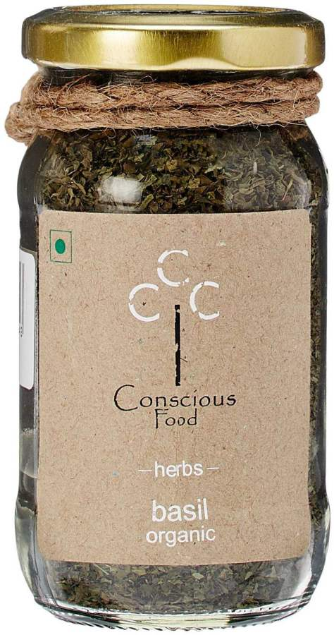 Buy Conscious Food Basil Herb Online MY