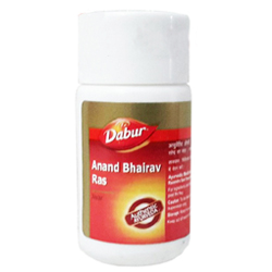 Buy Dabur Anand Bhairav Ras Jwar online United States of America [ USA ]