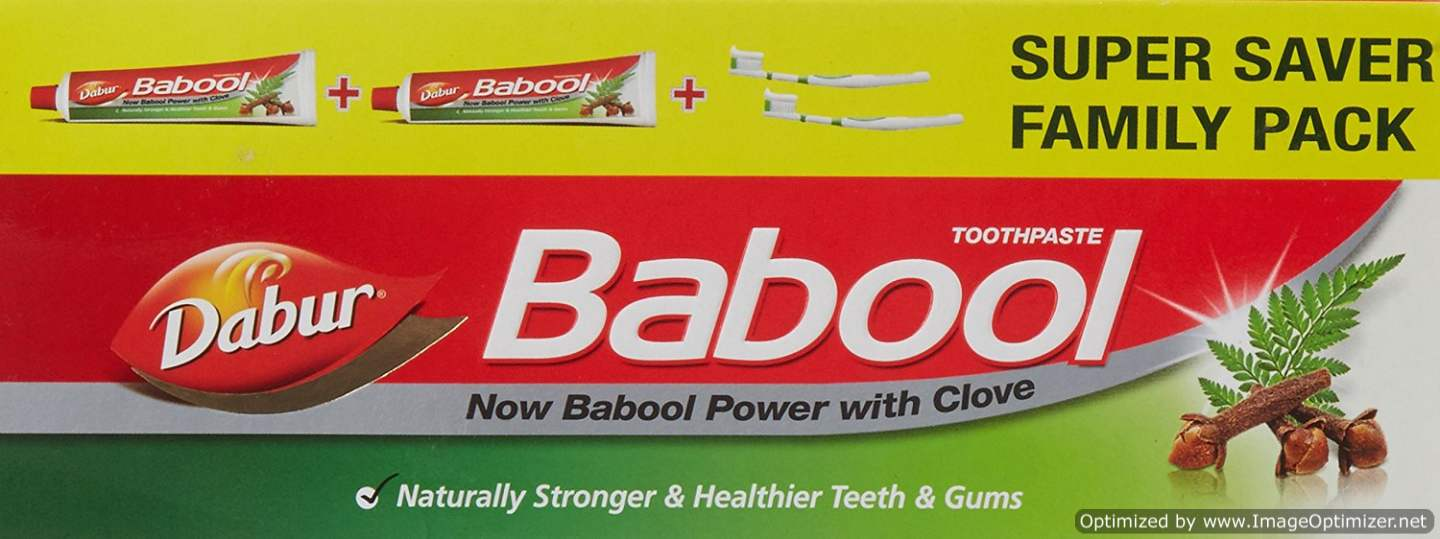 Buy Dabur Babool Tooth Paste online United States of America [ USA ]