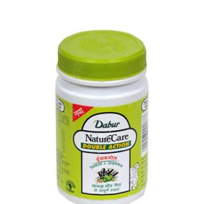 Buy Dabur Double Action Isabgol online United States of America [ USA ]