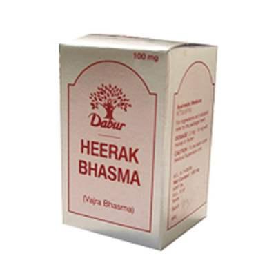 Buy Dabur Heerak Bhasma online United States of America [ USA ]