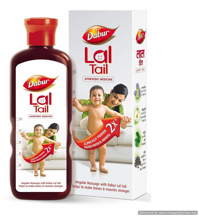 Buy Dabur Lal Tail Baby Massage Oil Online MY