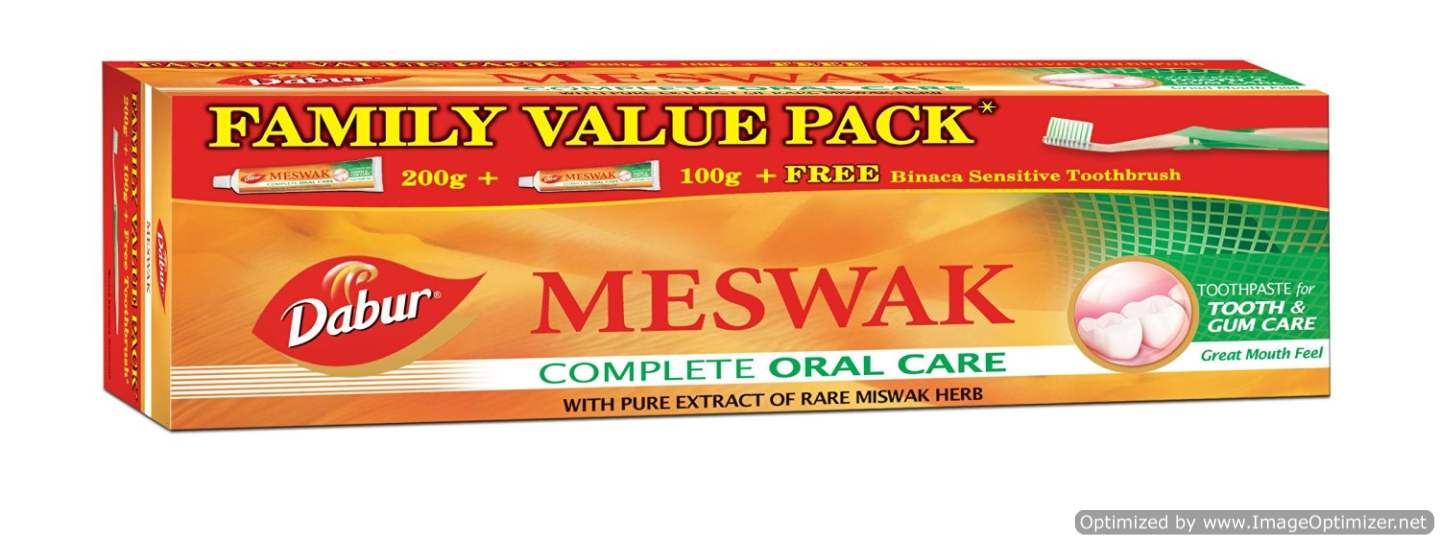 Buy Dabur Meswak Toothpaste online United States of America [ USA ]
