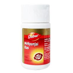 Buy Dabur Mrityunjai Ras online United States of America [ USA ]