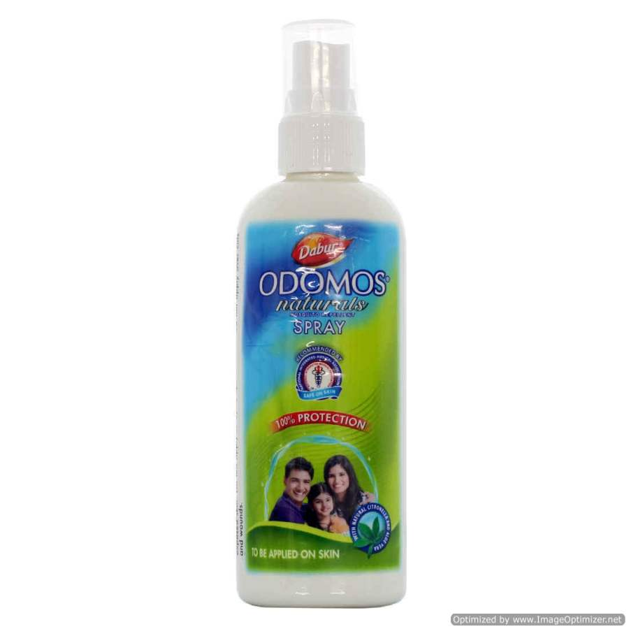 Buy Dabur Advanced Odomos Naturals Mosquito Repellent Spray online United States of America [ USA ]