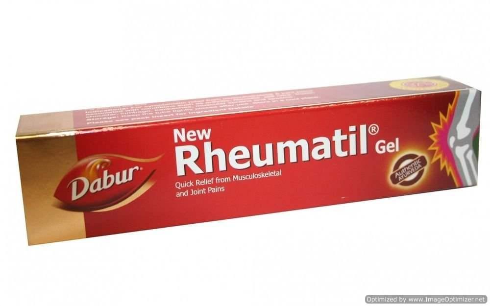 Buy Dabur Rheumatil Gel online United States of America [ USA ]