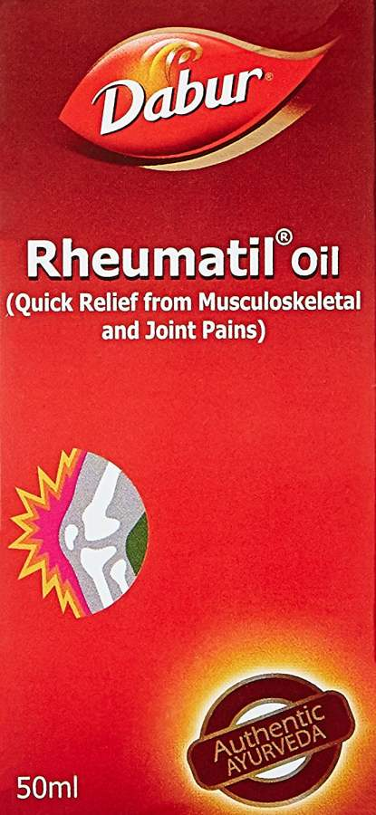 Buy Dabur Rheumatil Oil Online MY