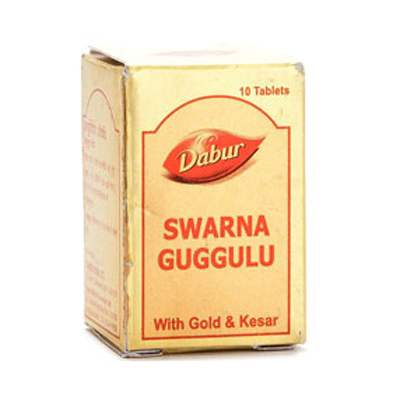 Buy Dabur Swarna Guggulu online United States of America [ USA ]