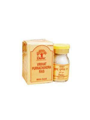 Buy Dabur Vrihat Purnachandra Ras online United States of America [ USA ]
